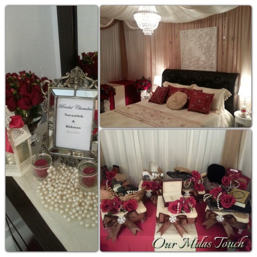 Royal Bridal Room & Gubahan Hantaran